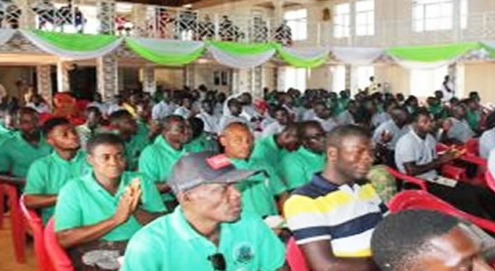 Five Community Resources Management Areas InAugurated In The Western Region of Ghana.