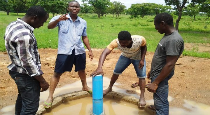 Strengthening Farm Resilience through the Innovative Pave Irrigation Technology for Dry Season Farming.